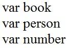 変数について知ろう